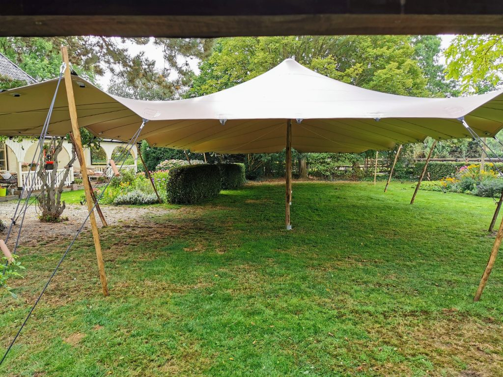 10 x 20 m Taupe